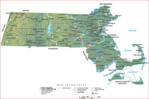 massachusetts auto accident laws