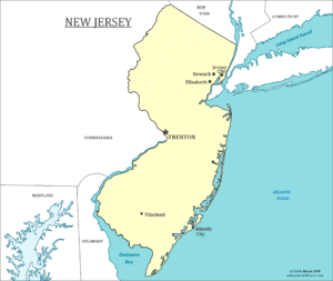 new jersey auto accident laws