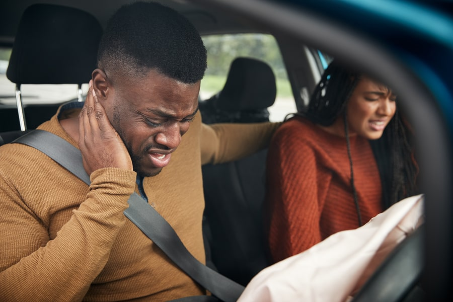 What is the typical whiplash claim amount?